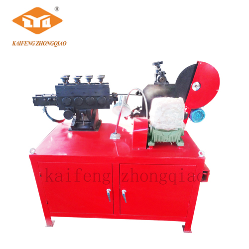 High Efficiency Corrugated Metal Duct Making Machine