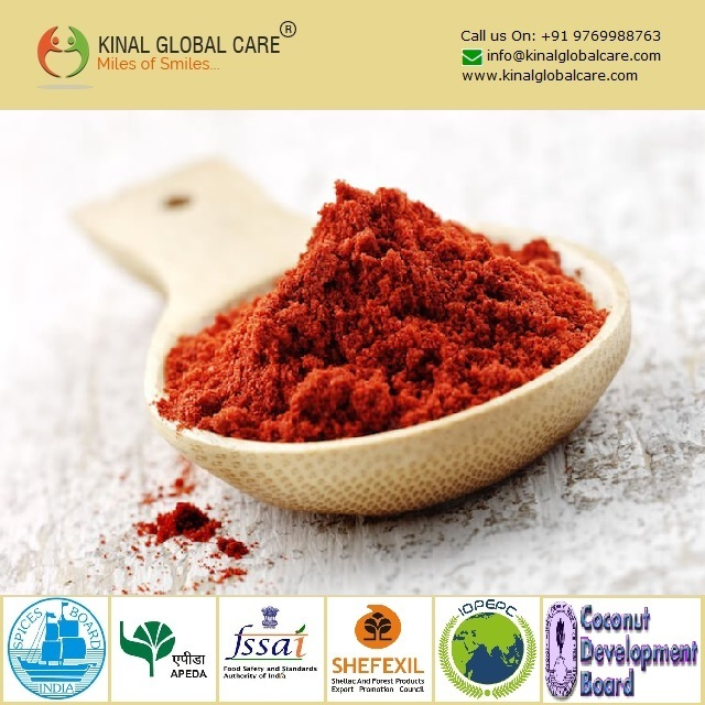 Best Grade Indian Red Chilli Powder