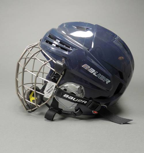 Bauer Re-AKT Senior ice Hockey Helmet Combo