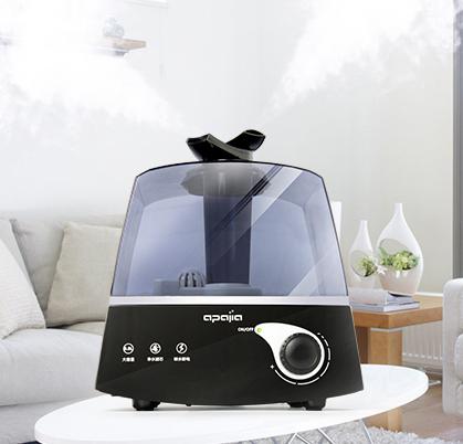 5.5L big capacity visual water tank Waterless Auto Shut-off ultrasonic air humidifier cool mist arom