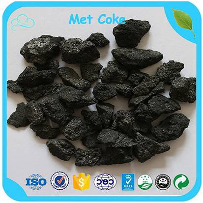 High Carbon Low Sulfur Coke Fuel Energy 10-30mm Foundry Coke For Sale
