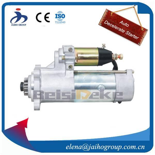 Starter Motor for YuChai 6105 6108 Yuchai Starter Motor