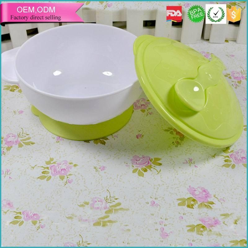 Baby feeding bowl