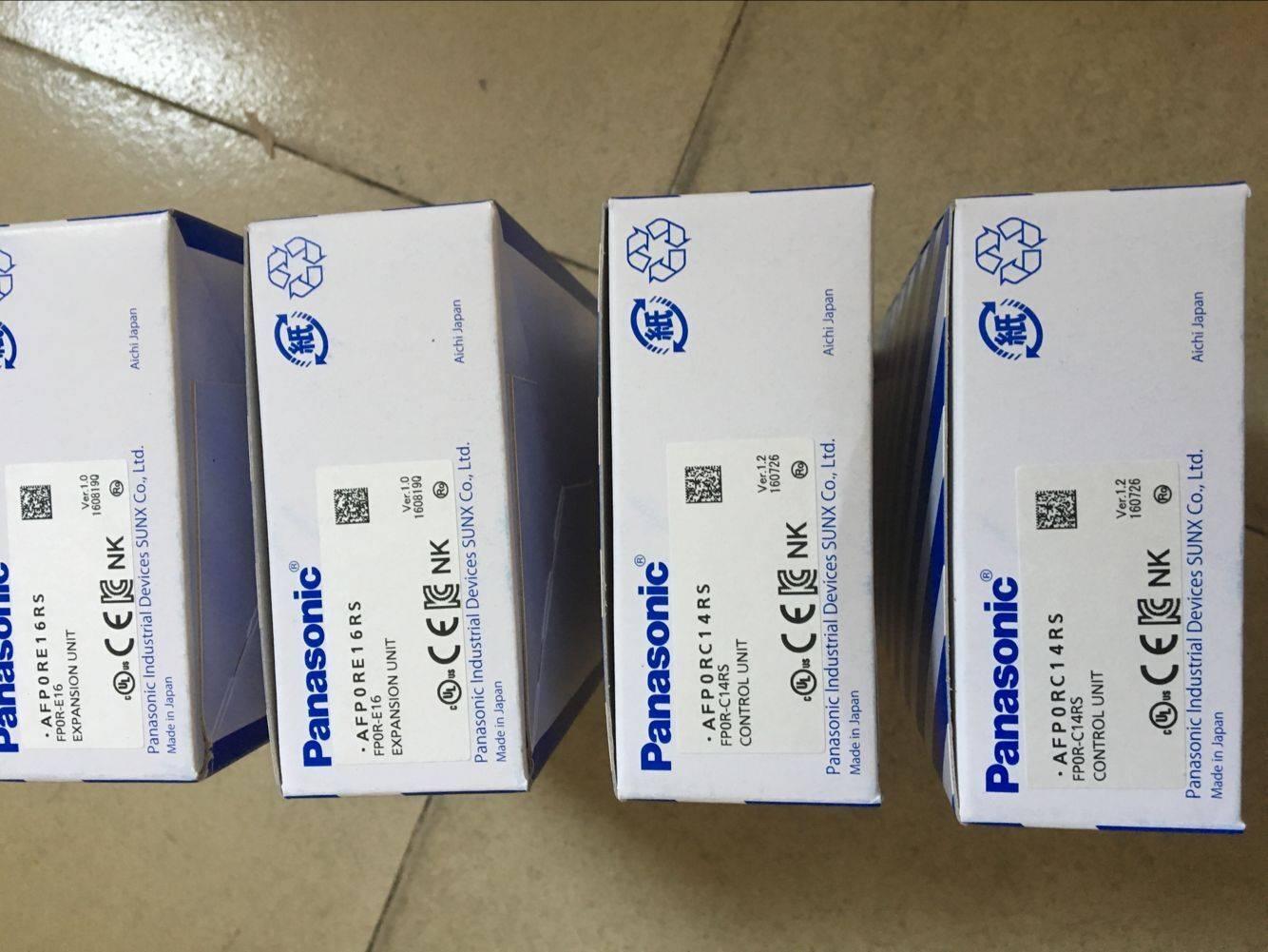 PANASONIC PLC FPOR-E16RS