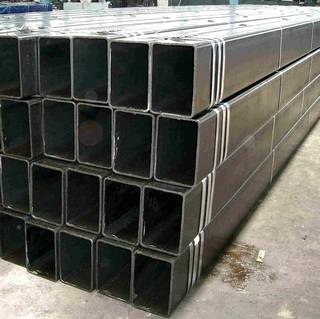 Welded Black Square and Rectangular Steel Pipe (ASTM A53/A53M-07; ASTM A500/A500M-07)