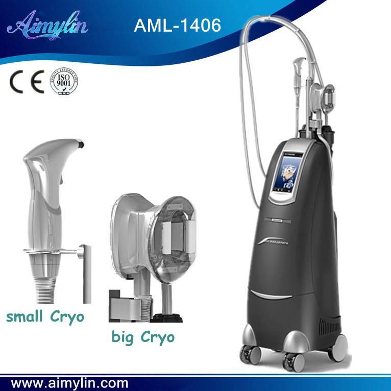 Cryolipolysis+Vacuum Multipolar RF AML-1406