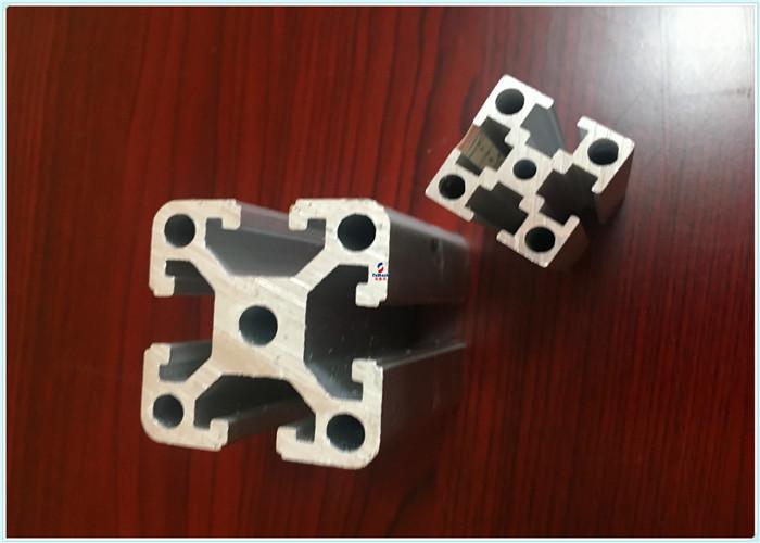 AL6063 - T5 99.7% Structural Aluminum Profiles oxidation resistance Product Introduction