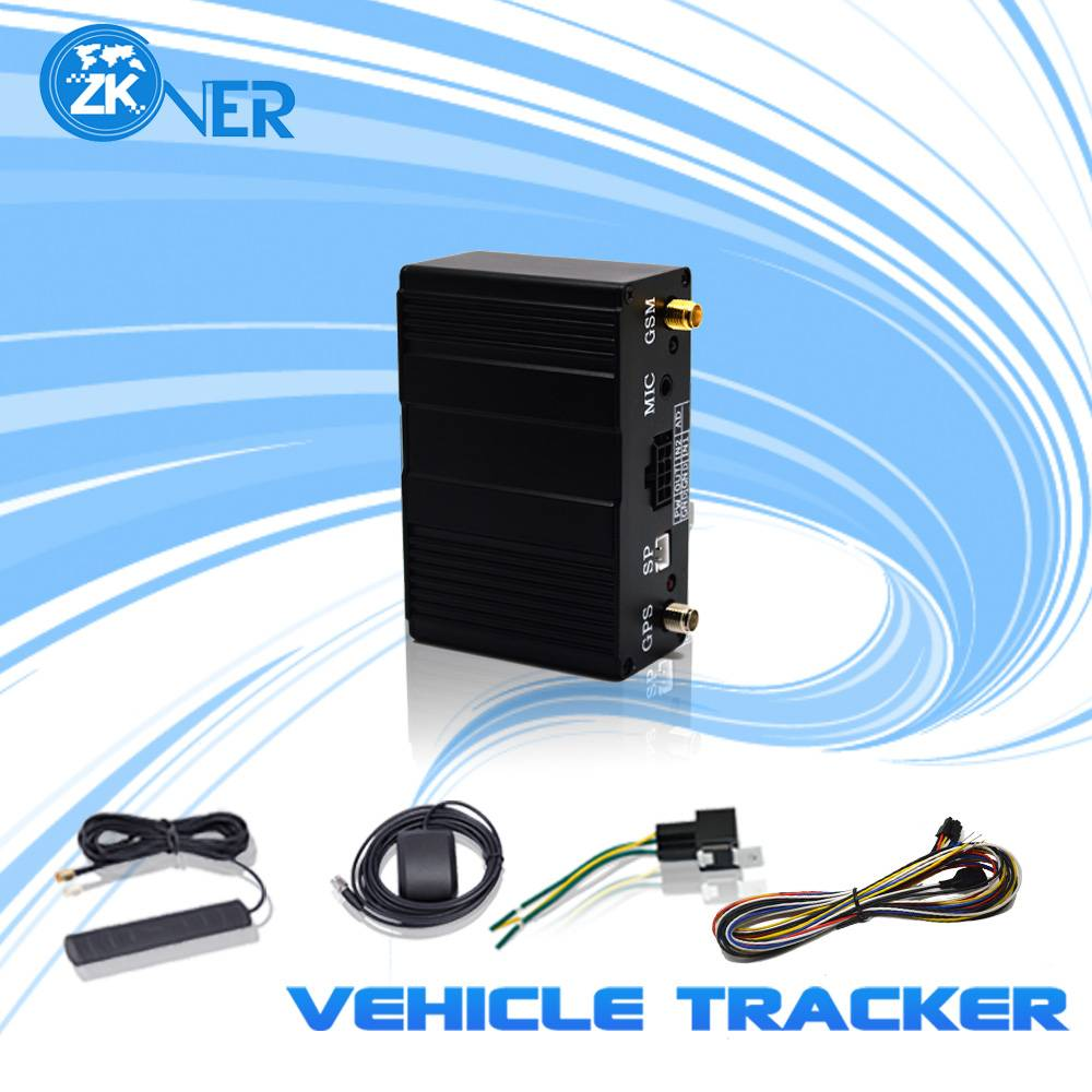 Car GPS tracker, ACC detection, OTA
