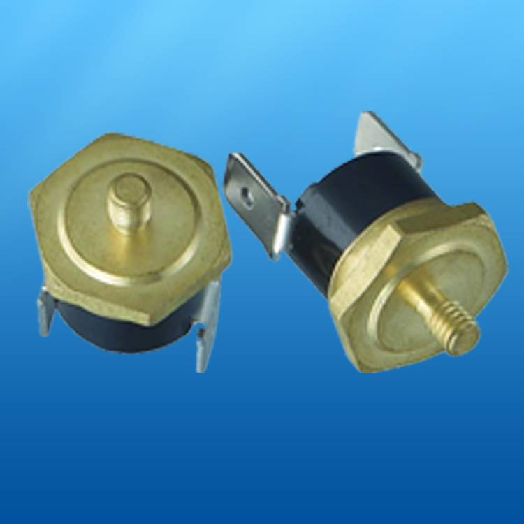 KSD301 Copper Head Thermostat With M4/M6 Screw