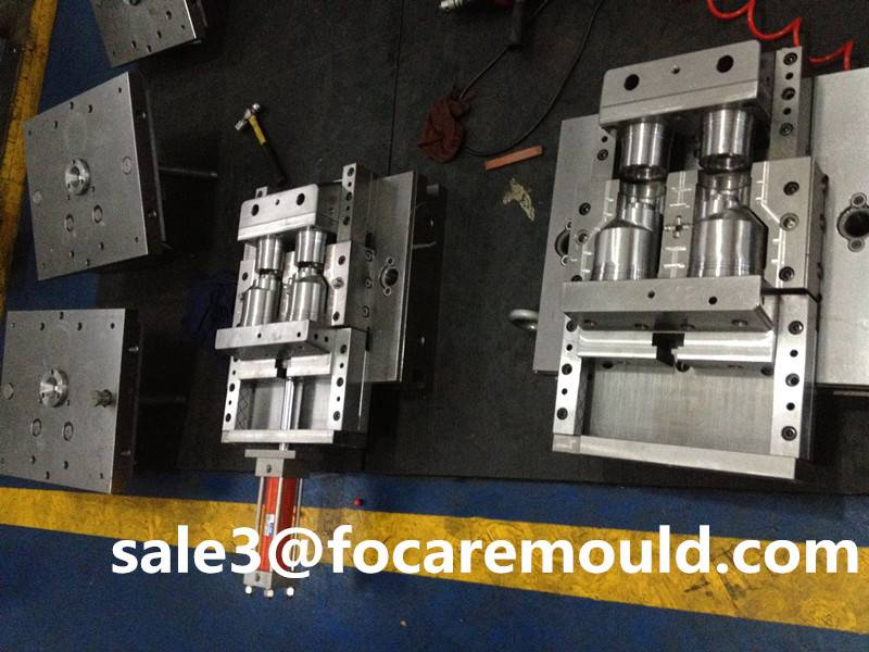 China pipe mold, fitting mold technology, pipe mould factory