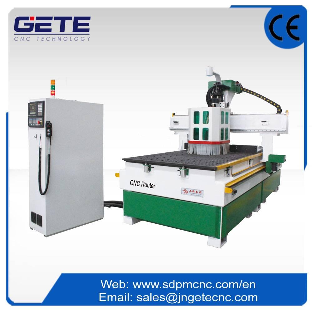 Wood CNC Cutting Machine M1