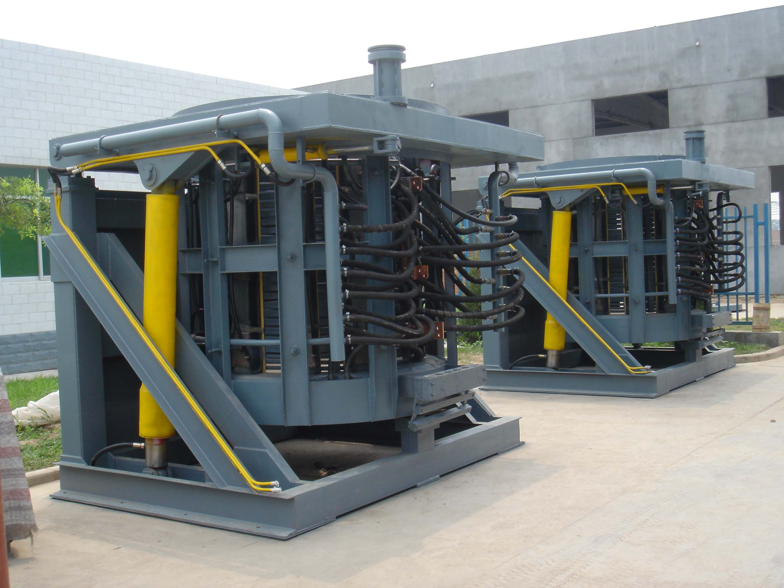 Induction Furnace/ IF