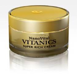 NanoVital VITANICS  Super Rich Cream
