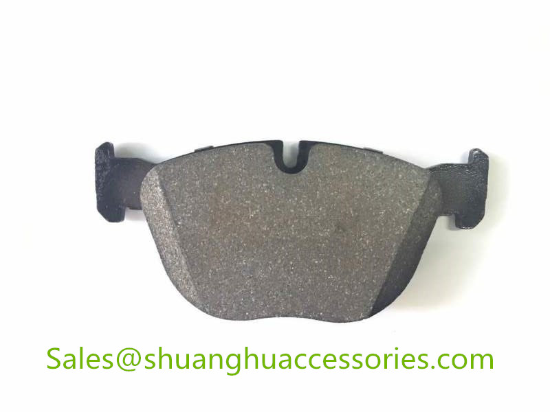 D1294 brake pads for BMW auto car,ceramic brake lining