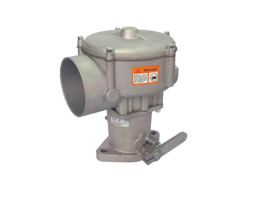 W150h Proportional Mixer Gas Mixer Methane Mixer