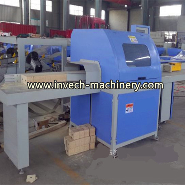 Zhengzhou Invech AutomaticCut-Off Saw for Wood Timber