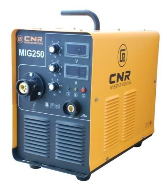 Inverter CO2 MIGMAG  Welding Machine MIG-250