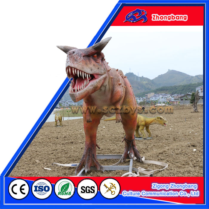 Dinosaur Theme Park High Quality Simulation Robotic Dinosaur