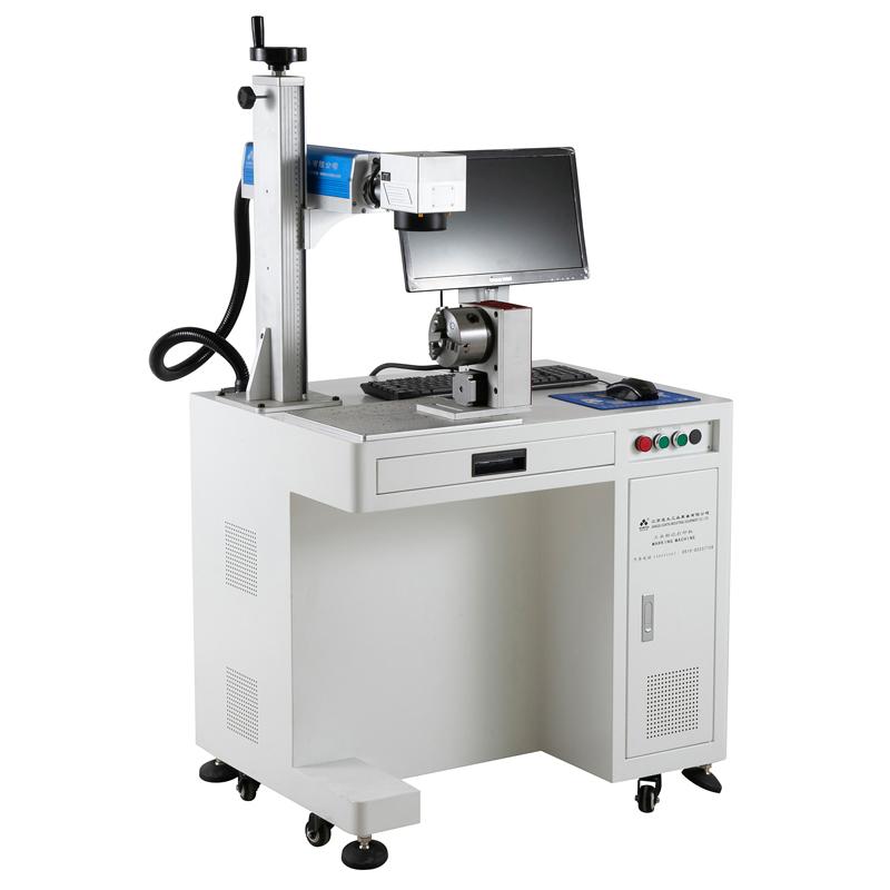 Kuntai fiber laser metal engraving machinery laser marking machines 20/30/50/100W