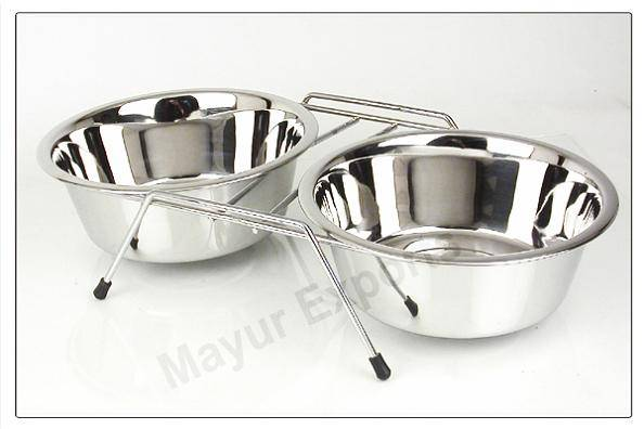 Stainless Steel Wire pet bowl