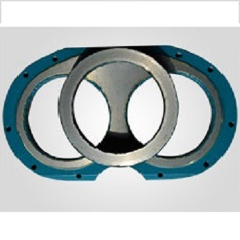2018 New Concrete Pump Wear Plate and Cutting Ring,Wear Resistance Eye-glasses Plate For Concrete Pu