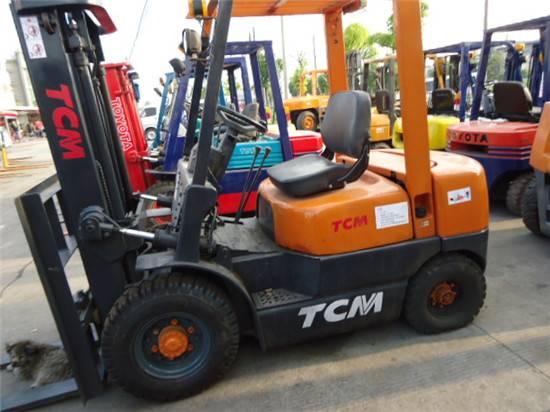 TCM 3T forklift
