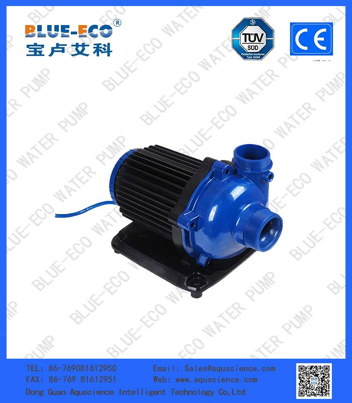 Swimming pool centrifugal intelligent variable water pump