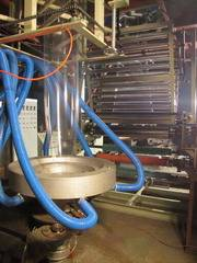 FD-BM1200-PVC PVC shrink film blowing machine
