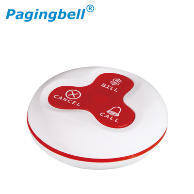 Pagingbell wireless calling system for restaurant