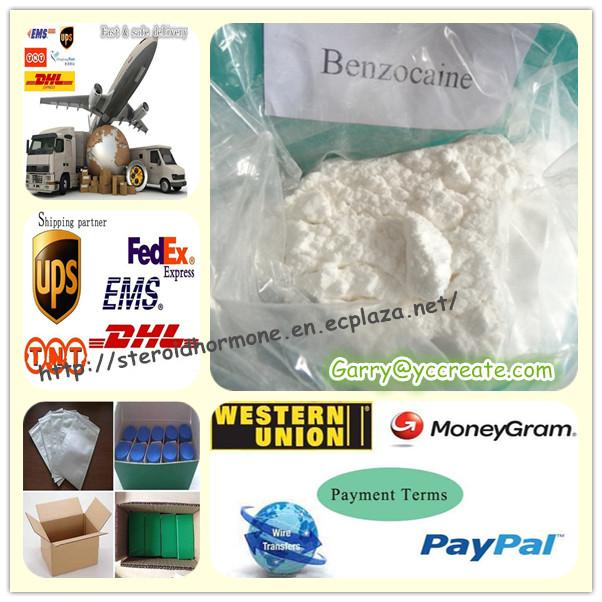 Benzocaine Hcl /Benzocaina hydrochloride CAS 23239-88-5