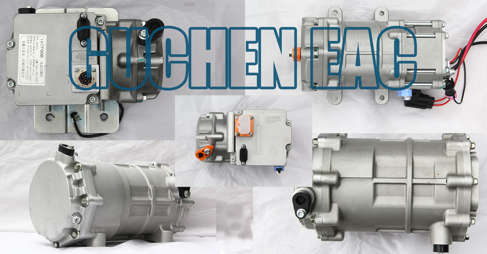 Guchen EAC Electric air-conditioning compressors