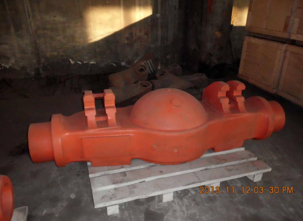 metal castings-machinery parts