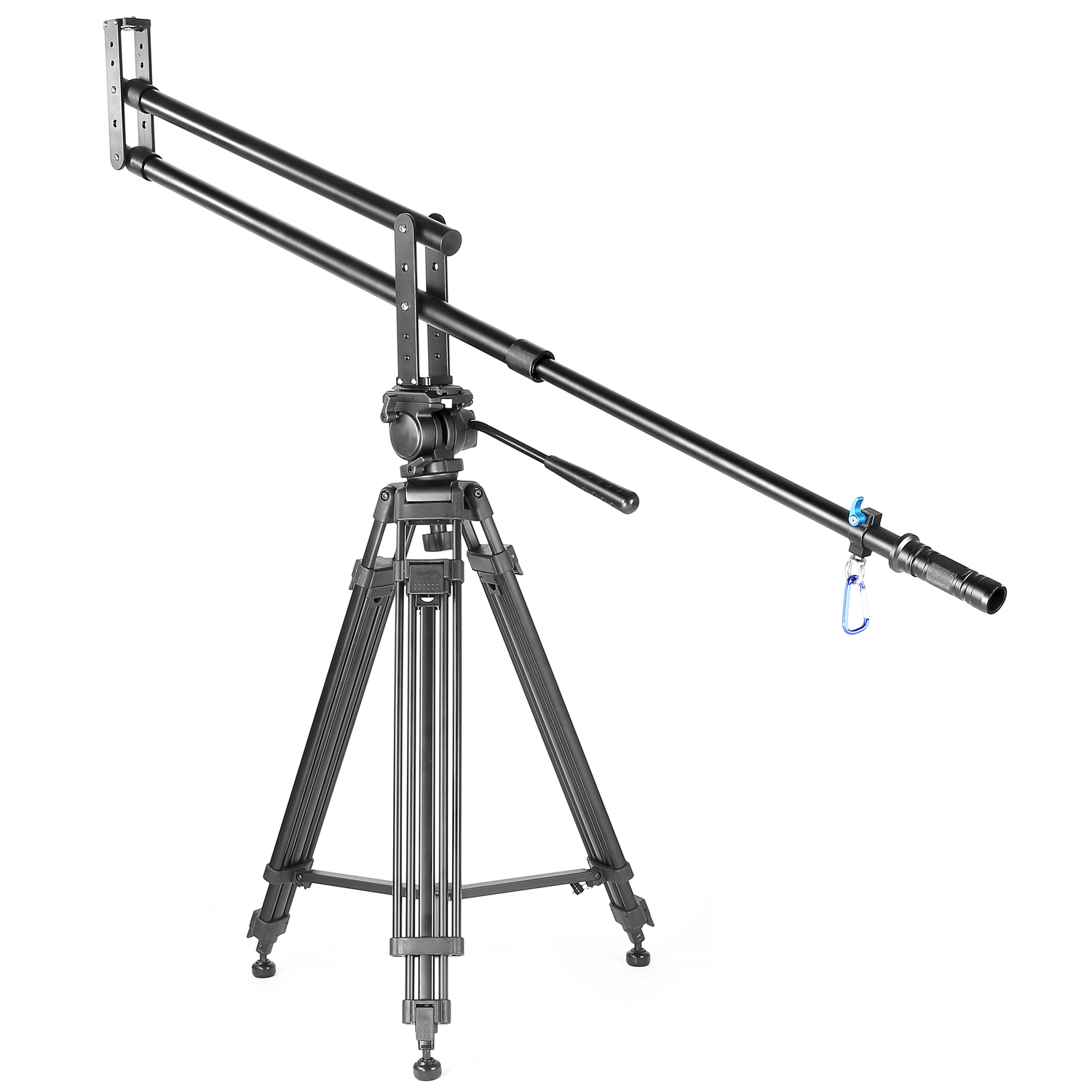 YELANGU Filming Equipment Aluminum Video Camera Crane Jib For DSLR Cameras