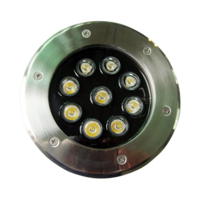 9W high power LED undergrond light