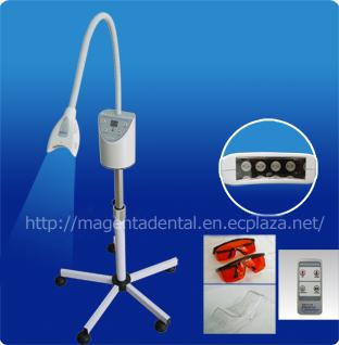 Teeth whitening machine/Tooth bleaching accelecrator, Teeth whitening system, teeth whitening light/