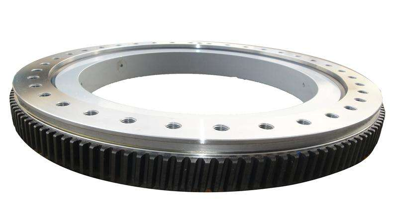 Slewing Ring Bearings Made with Stainless Steel Material 3Cr13 (013.20.1220)