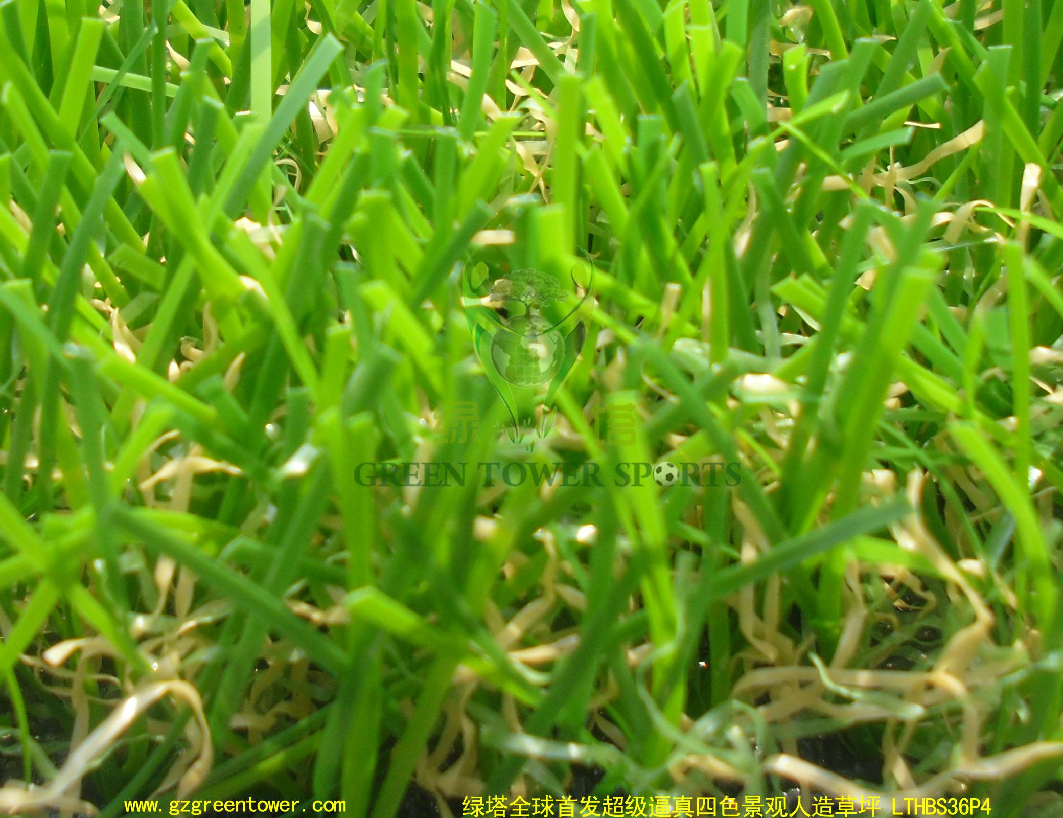 synthetic lawn for garden decoration and sports