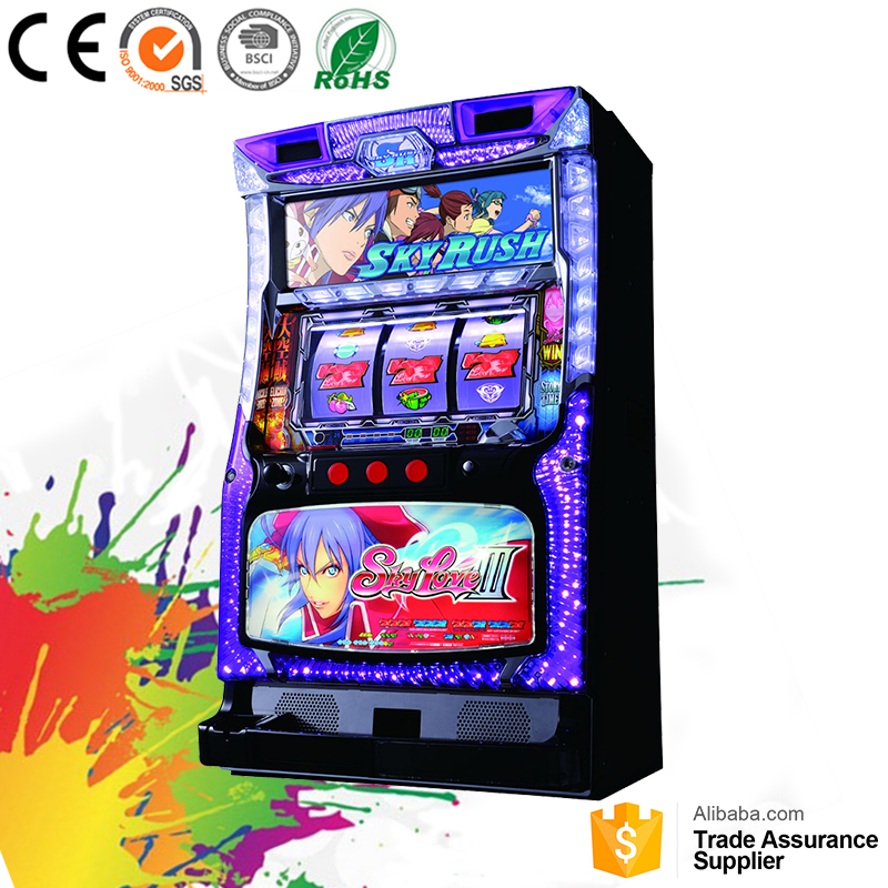 Europe online slot gambling arcade game for sale with high quality