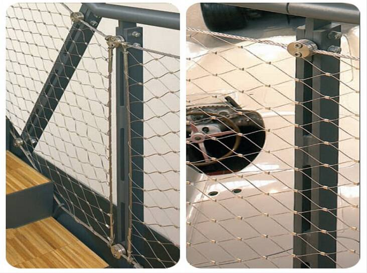 X-Tend Stainless Steel Rope Mesh