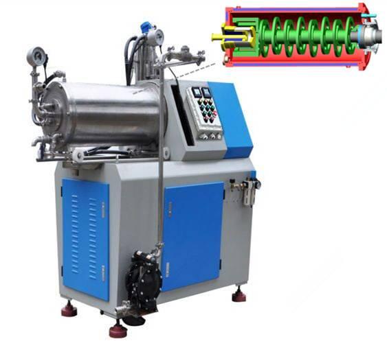 Universal Disc Nano Grinding mill
