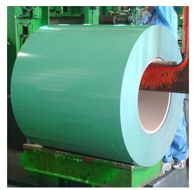 PPGI PPGL Color Coated Steel Coil