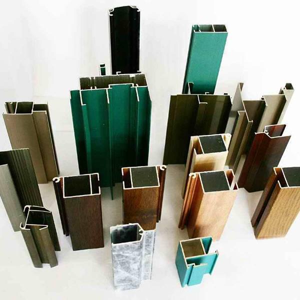 All kinds of surface treatmentaluminum profile,door aluminum profile