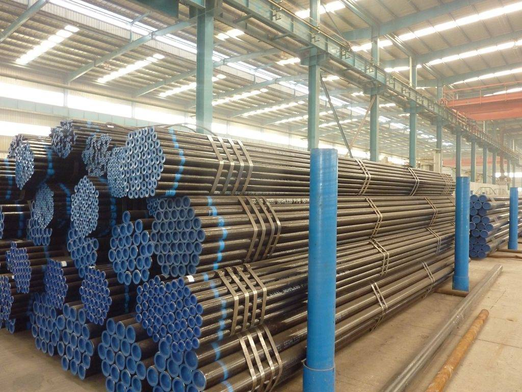 seamless steel tube ASTM A53 Gr.B