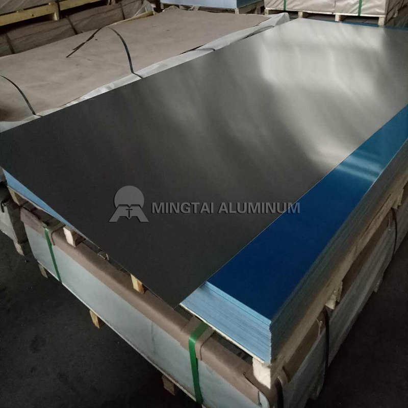 Mingtai Aluminum successfully signed an order for 50 tons of 5083 aluminum plate