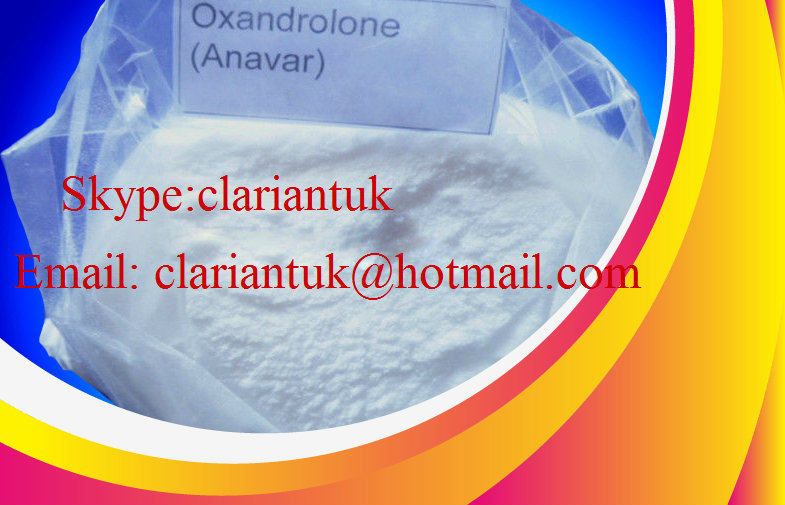 Anavar 53-39-4 Oral Steroids Oxandrolone Androgenic Hormone Raw Powder