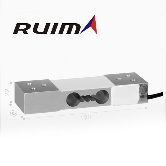 Aluminum Single Point Load Cell 20kg-100kg For Retail Scale RM-FL8