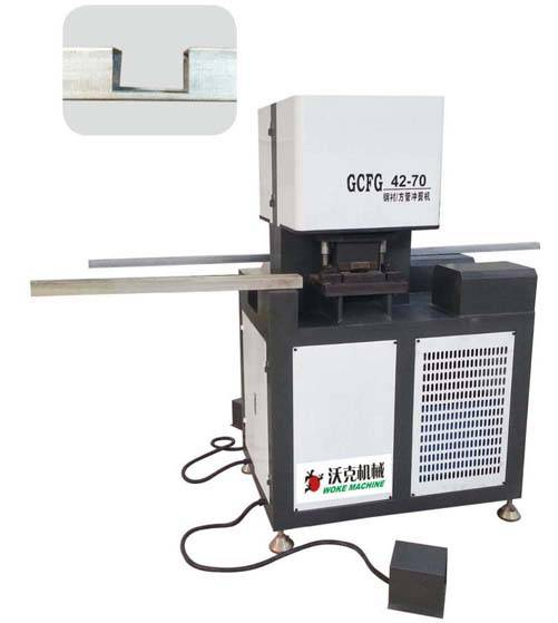 Aluminum Window Door Punching Machine, Cutting Machine