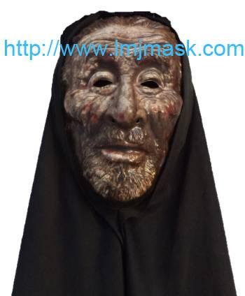 PVC hood mask