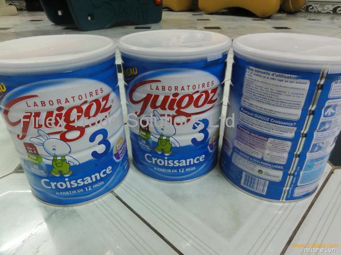 Guigoz Baby Milk Powder, Bebilon, Bebelac, Cerelac Baby Milk Powder,