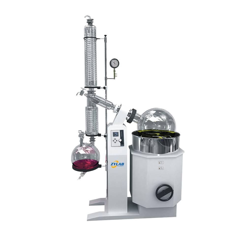 Professional Supplier!! 50L Vacuum Rotary Evaporator